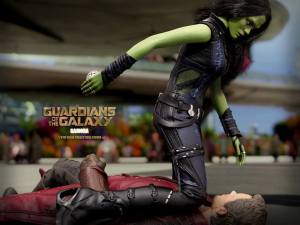 Guardians Of The Galaxy - Gamora (8)