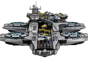 LEGO SHIELD Helicarrier 76042 (12)