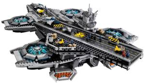 LEGO SHIELD Helicarrier 76042 (8)