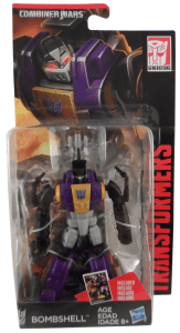 Transformers Generations Bombshell 01