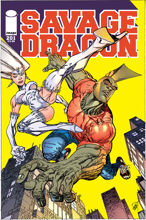Needless Character Analysis: Savage Dragon
