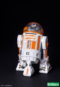 Star Wars R3-A2 & K-3PO ARTFX (15)