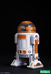 Star Wars R3-A2 & K-3PO ARTFX (28)