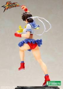 Street Fighter Sakura Bishoujo Statue (4)