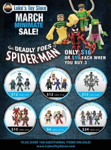 Lukes March Sale 2015
