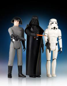 Star Wars Villain 3 Pack Jumbo Figures (4)