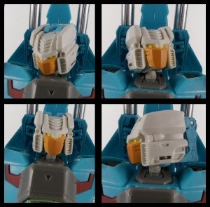 Transformers Generations Brainstorm 11 Head