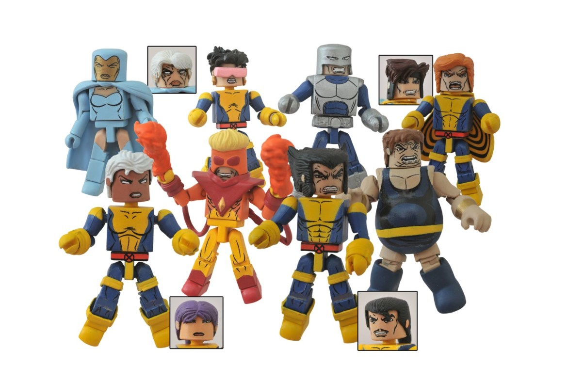 New From DST –Minimates, BTTF Prop Replica, Busts and More!!