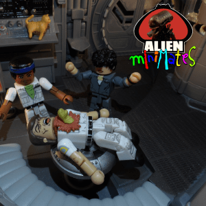 Alien Minimates Box Set 22 Title