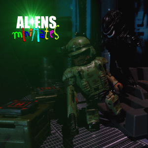 Aliens Minimates Apone Warrior Title 16