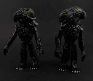 Aliens Minimates Drake 04