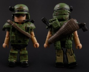 Aliens Minimates Hicks Ripley 06