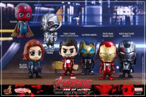 Avengers AOU Cosbaby Series 2. (1)