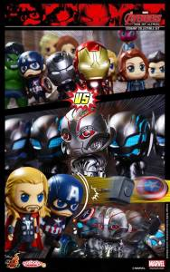 Avengers AOU Cosbaby Series 2. (12)