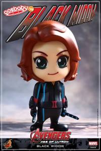 Avengers AOU Cosbaby Series 2. (5)