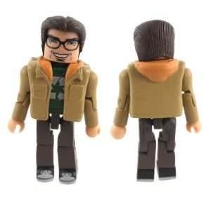 Big Bang Theory Minimates 08 Leonard