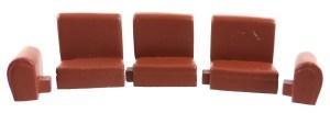 Big Bang Theory Minimates 15 Couch