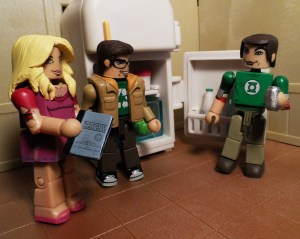 Big Bang Theory Minimates 18
