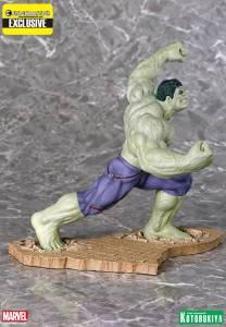 Entertainment Earth Exclusive Rampaging Hulk ARTFX (3)