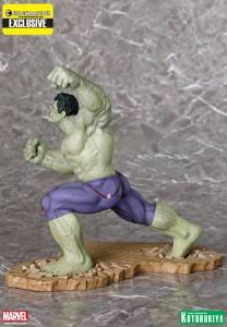 Entertainment Earth Exclusive Rampaging Hulk ARTFX (7)