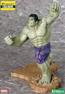 Entertainment Earth Exclusive Rampaging Hulk ARTFX (8)
