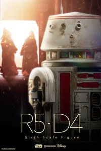 R5-D4 Sixth Scale Figure by Sideshow Collectibles (1)