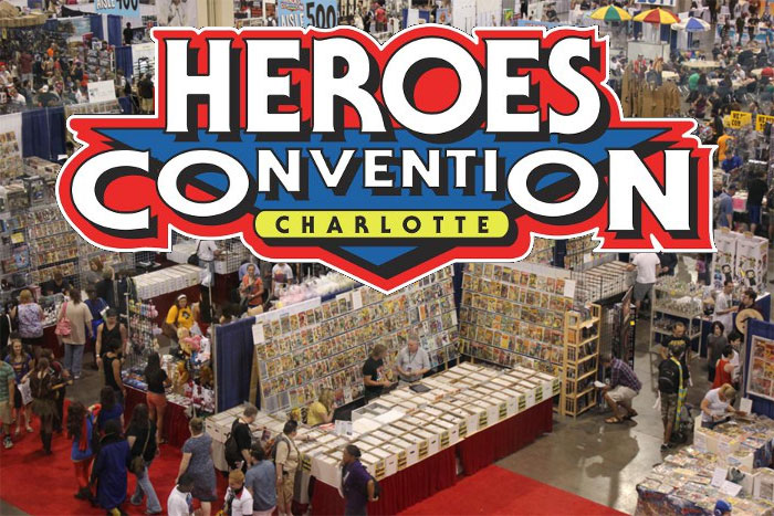 HeroesCon Q&A With Seth Peagler