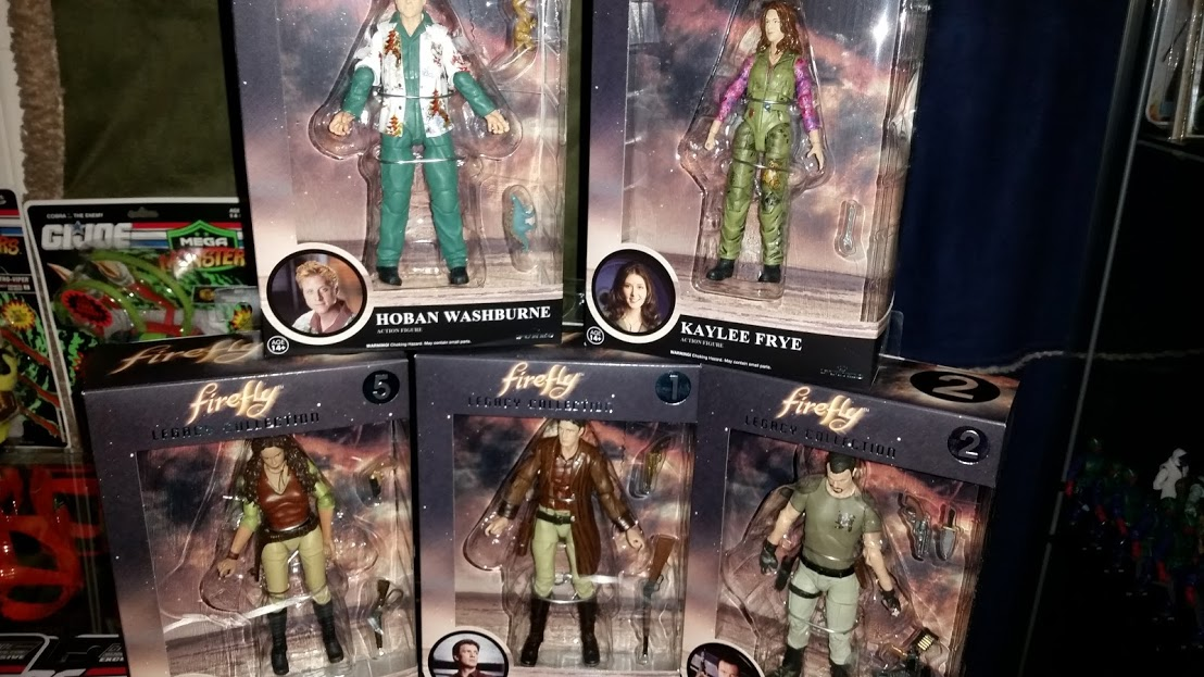 New Legacy Firefly Figures are Here!