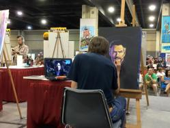 HeroesCon 2015 Saturday 20