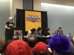 HeroesCon 2015 Saturday 22