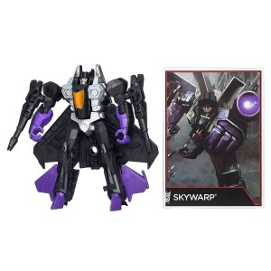 Legends SKYWARP ROBOT