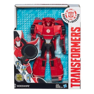 Three Step Sideswipe pkg