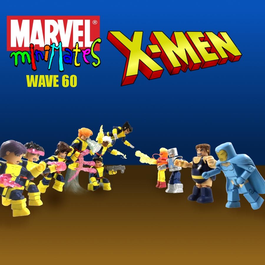 Marvel Minimates Wave 60 X-Men Brotherhood