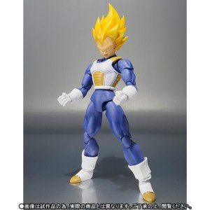 Dragon Ball Z Super Saiyan Vegeta (5)