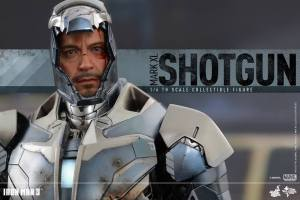 Hot Toys Iron Man Mark XL 08