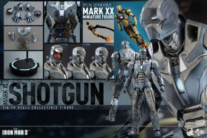 Hot Toys Iron Man Mark XL 10