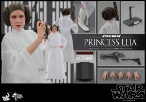 Hot Toys Princess Leia 09