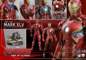 Iron Man Mark XLV (1)
