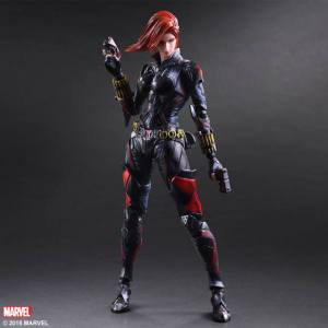 Play Arts Variant Black Widow