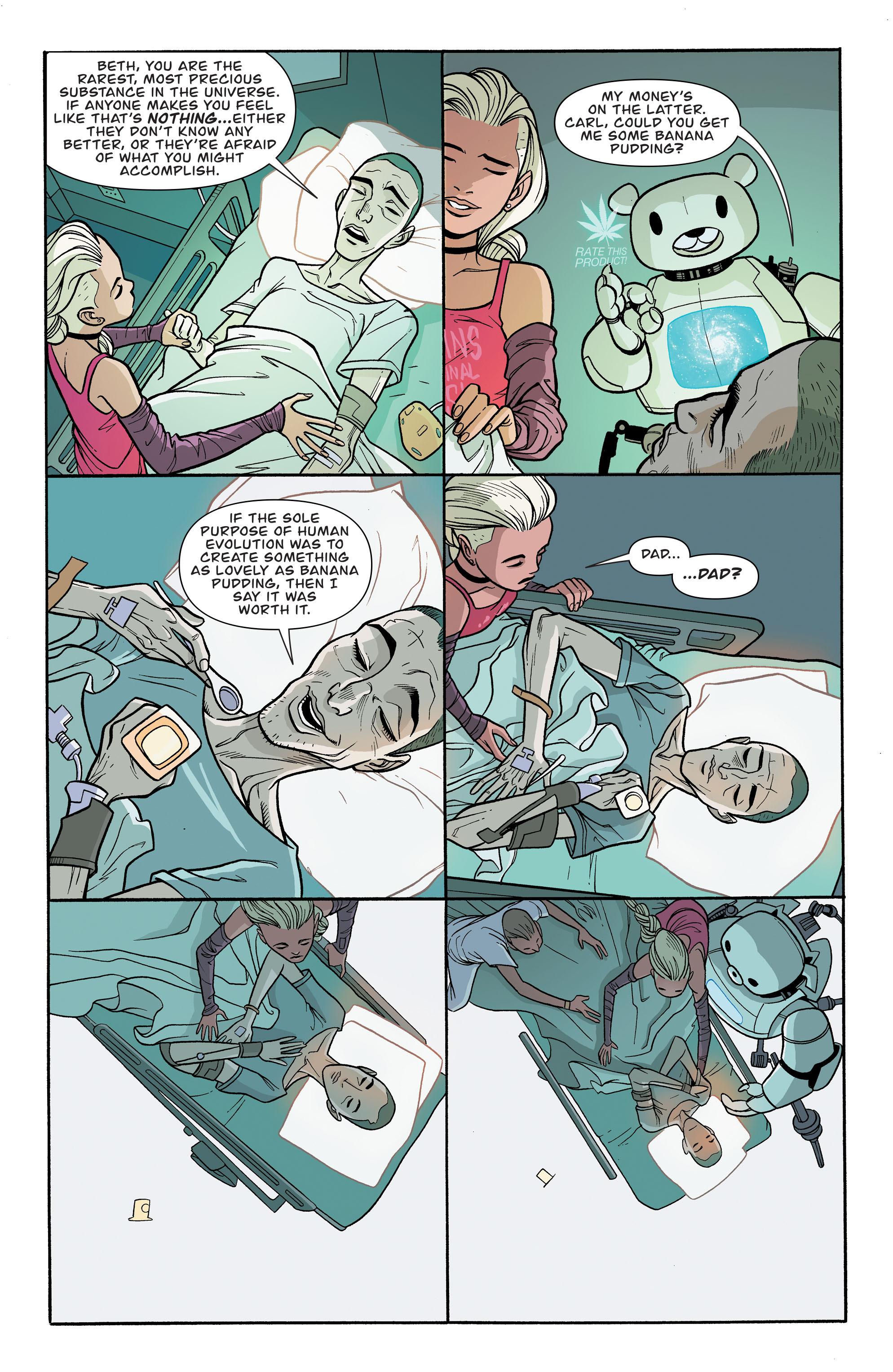 New review for DC Comics Prez #2
