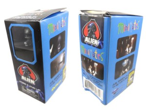 Alien Minimates Box