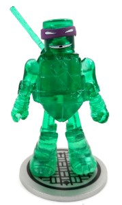 TMNT Minimates Toys R Us Exclusive Mutagen Donatello
