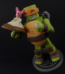 Teenage Mutant Ninja Turtles Minimates Ice Cream Kitty