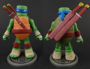 Teenage Mutant Ninja Turtles Minimates Leonardo