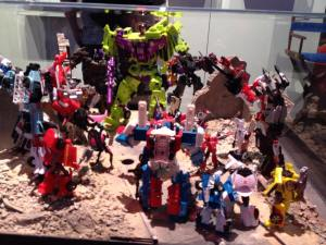 Transformers SDCC 2015 (1)