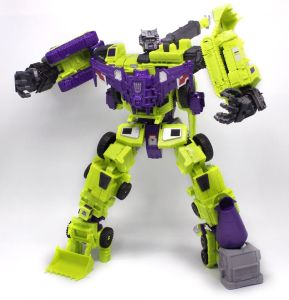 Upgrade kits for CW Devastator (2)