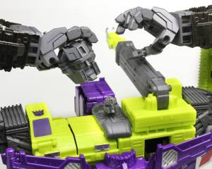 Upgrade kits for CW Devastator (3)