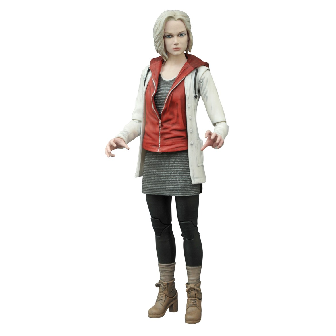 iZombie's Liv Moore Action Figure has Been Revealed!!
