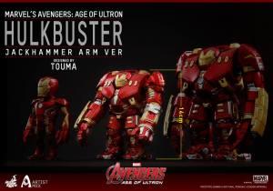 Avengers AOU Hulkbuster (Jackhammer Arm Ver) Artist Mix (5)
