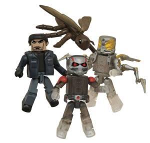 SDCC DST Exclusive Ant Man Minimates